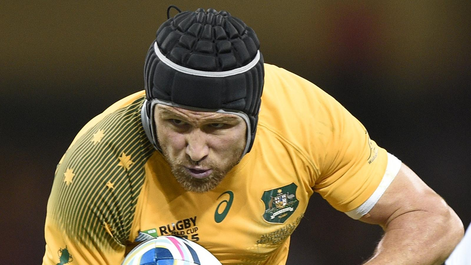 Matt Giteau (Australie) face aux Fidji - 23 septembre 2015