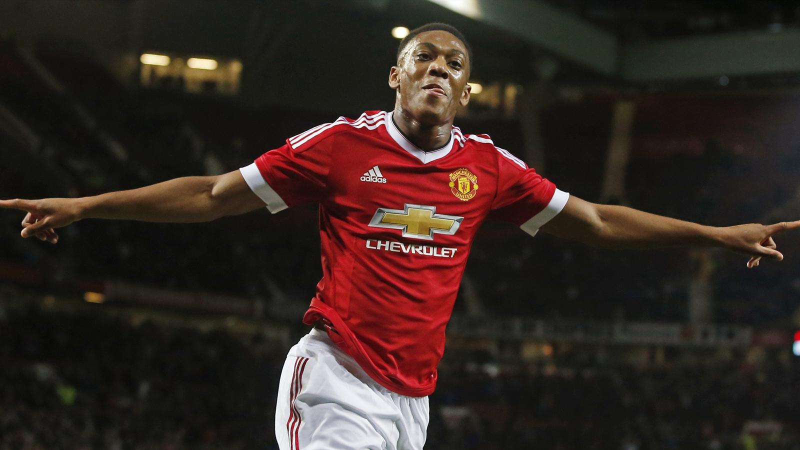 Wayne Rooney, Memphis Depay And Anthony Martial All Start