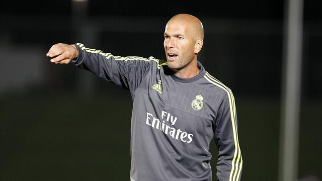 Zidane : «Le PSG et le Real sont actuellement les deux meilleures équipes d'Europe»