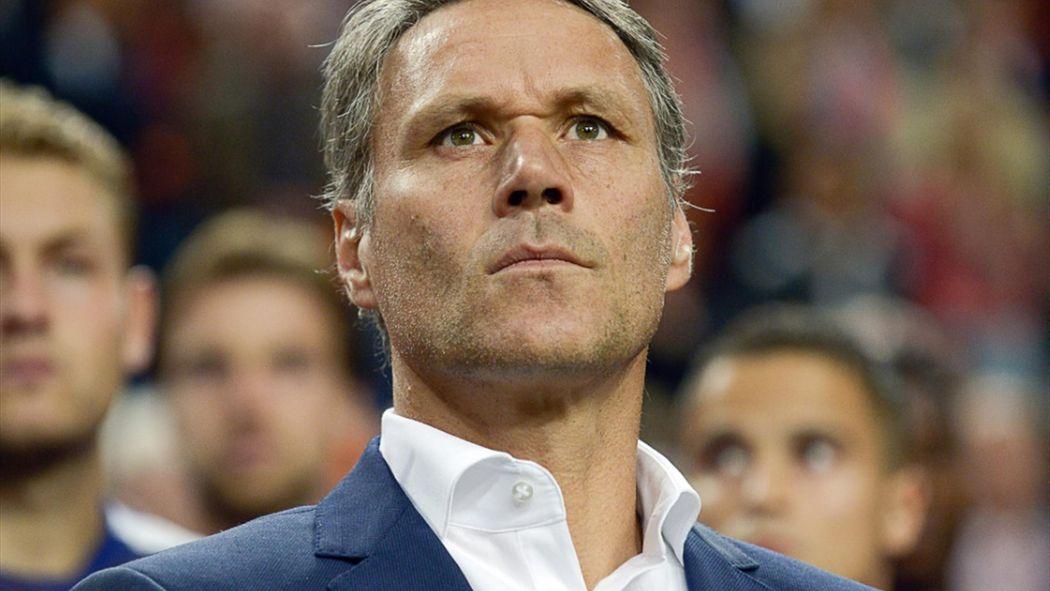Van Basten Vs Cruyff Konflikt Der Oranje Fussball Ikonen