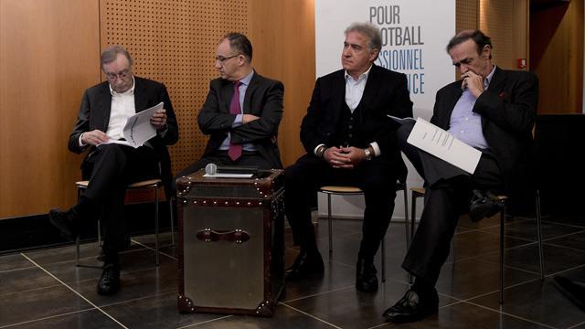"""""""Première Ligue"""" remplace l'UCPF, il est le nouveau syndicat représentatif des clubs"""