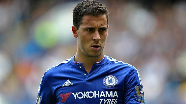 Daily Mail: Азар уйдет из «Челси» только в «Реал»