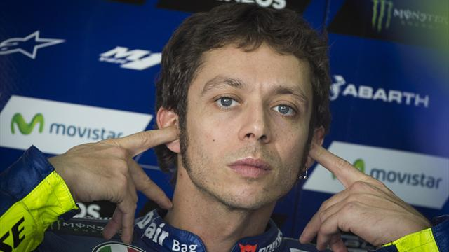 Rossi takes appeal to CAS over grid penalty