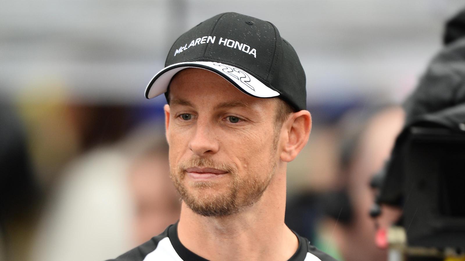 Jenson Button (McLaren) au Grand Prix du Japon 2015