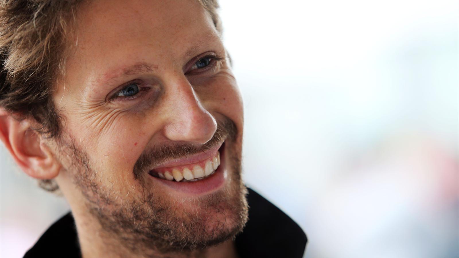 Romain Grosjean (Lotus) - GP of Japan 2015
