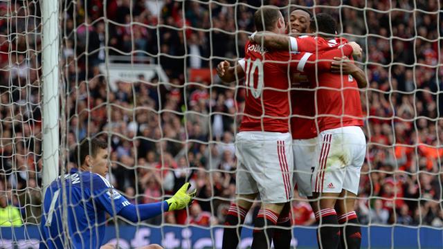 Manchester United prend le pouvoir, Arsenal soigne son réveil