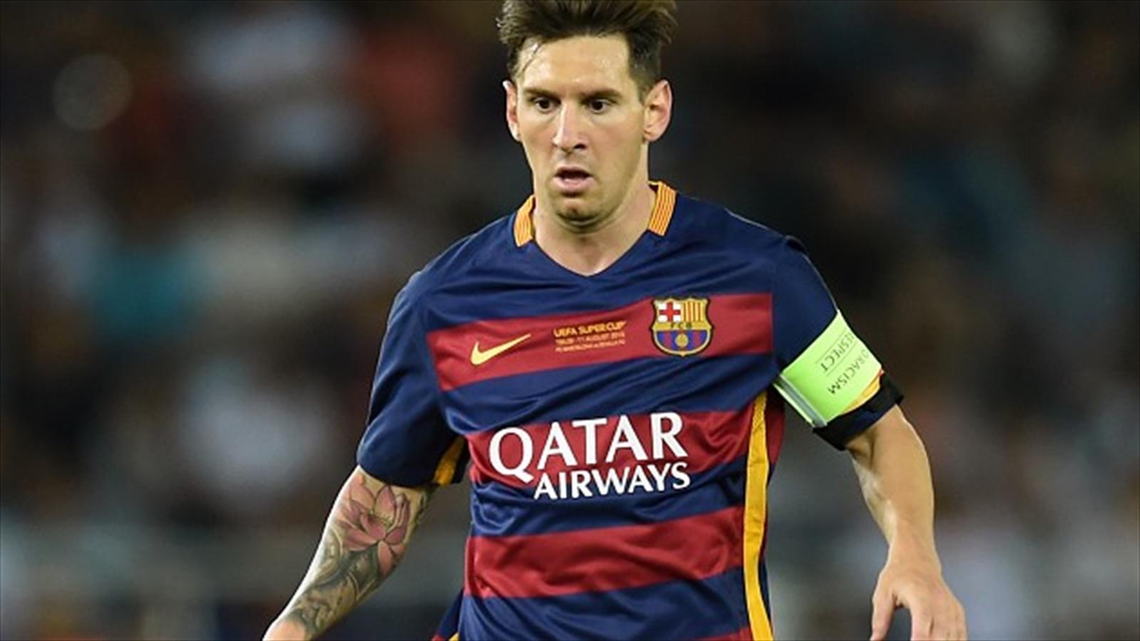 Lionel Messi injury overshadows Barcelona win over Las Palmas ...