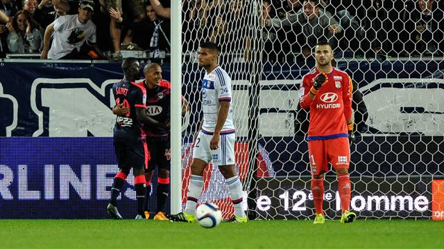 L'OL boit la tasse, Rennes encore freiné