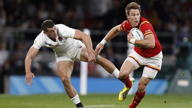 Angleterre – Galles: Le résumé du match en vidéo