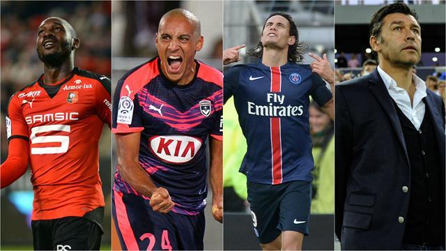 Khazri, Cavani, Fournier et l'incorrigible Stade Rennais… Les tops et les flops de samedi