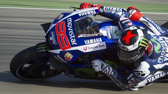 Лоренцо выиграл «Гран-при Испании»