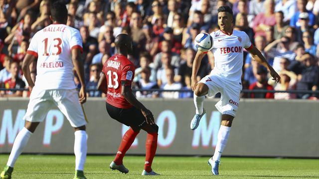 ไฮไลท์  Guingamp 3 - 3 Monaco