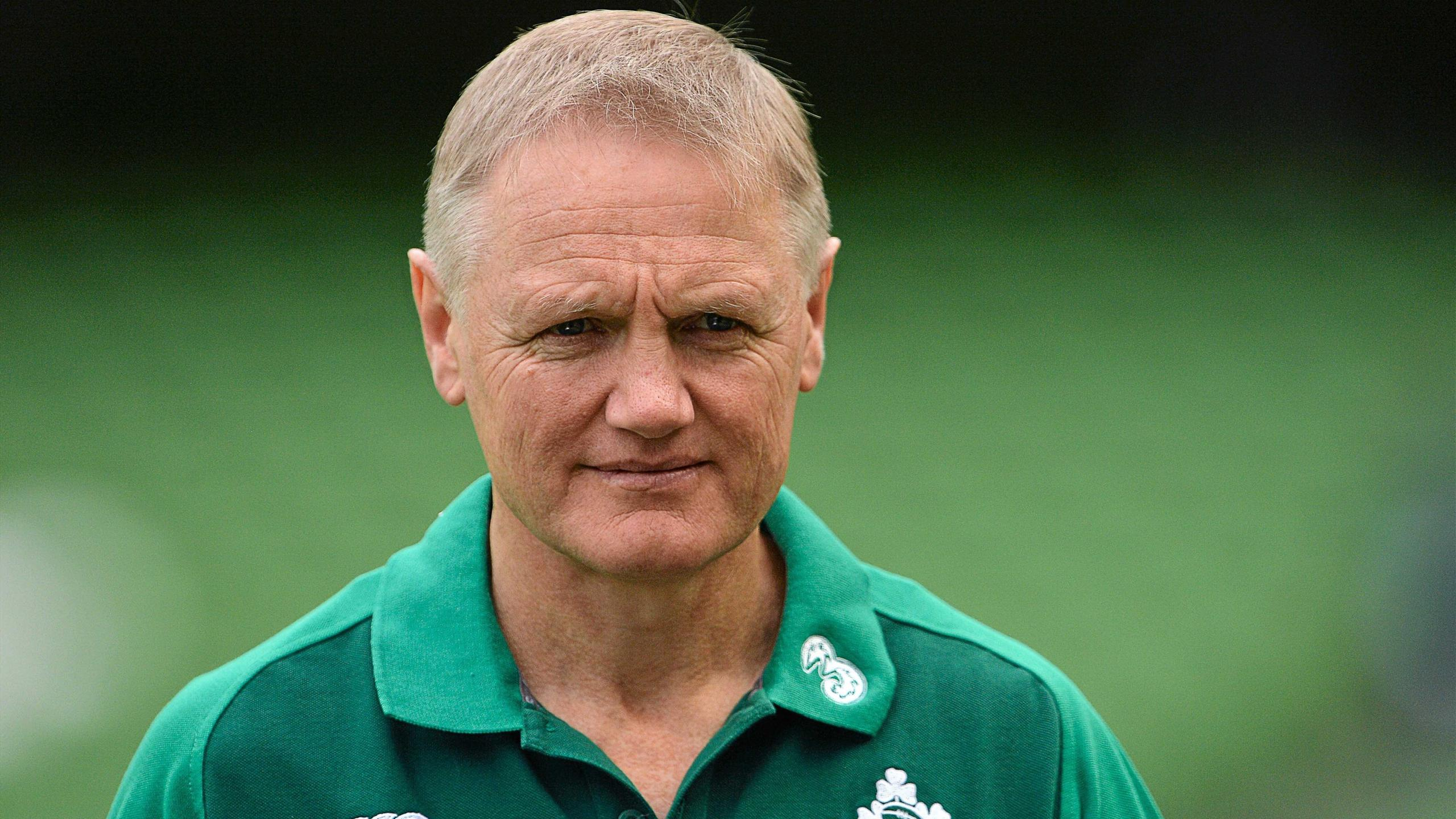 Joe Schmidt - Sélectionneur de l'Irlande - 15 aout 2015