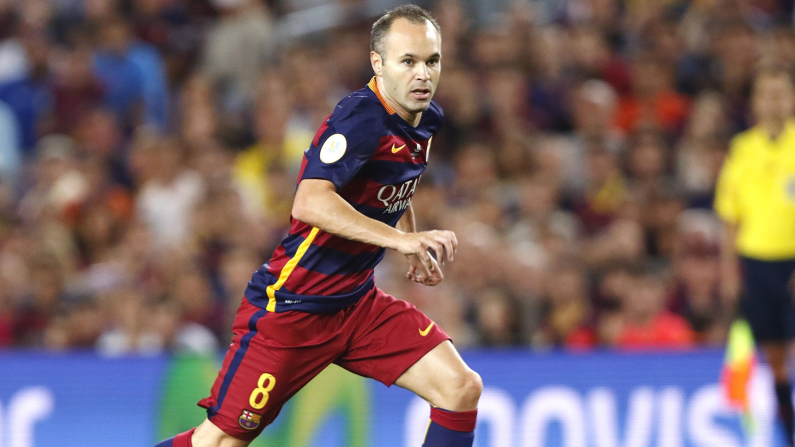 Andrés Iniesta (FC Barcelone)