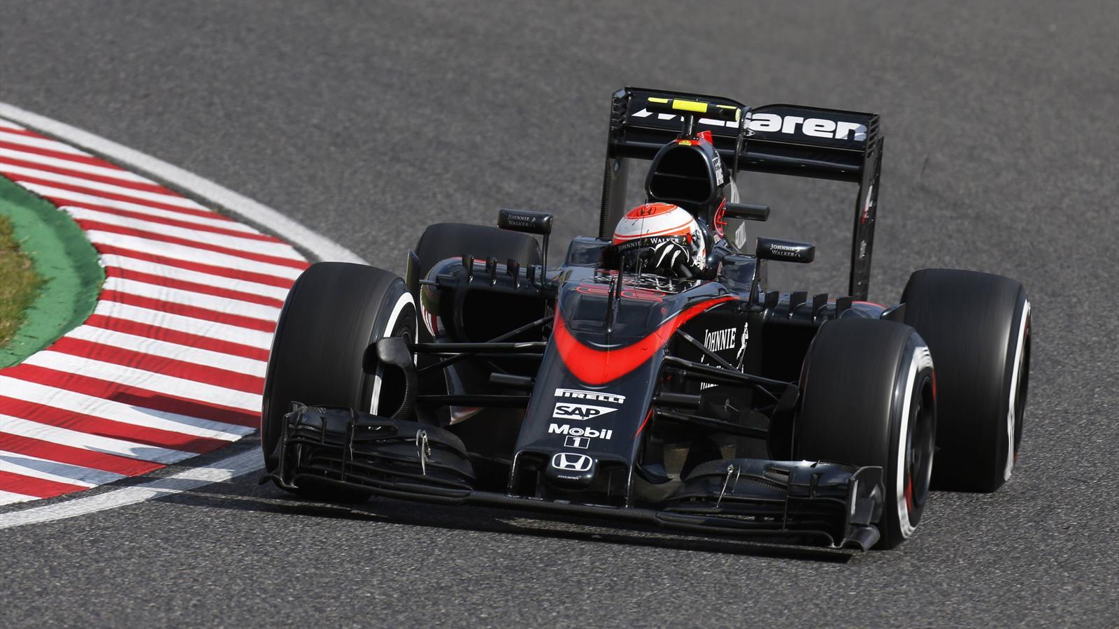 Soll McLaren weiterhin erhalten bleiben: Jenson Button