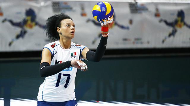 Olimpiadi 2016, pallavolo: Diouf esclusa, a Rio va Alessia Gennari