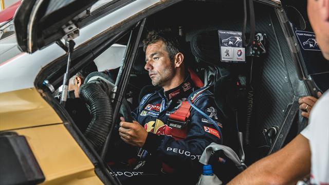 Loeb participera au Dakar 2016 et ça sera avec Peugeot