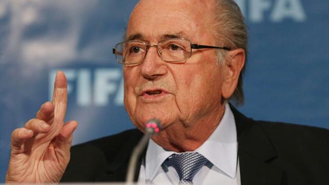 Hans-Joachim Eckert: Blatters Schicksal in den Händen eines Münchners
