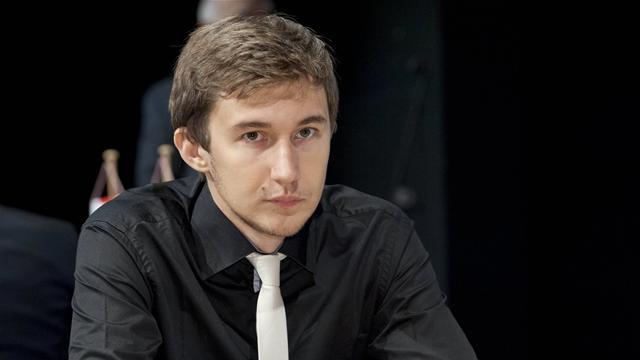 Карякин начнет тай-брейк матча с Карлсеном белыми фигурами