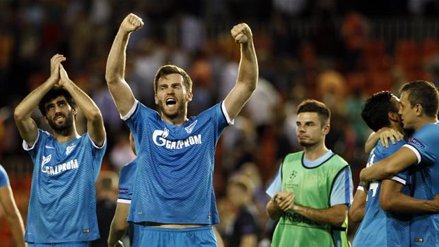 «Зенит» заработал в Лиге чемпионов 25 миллионов евро, ЦСКА – 14