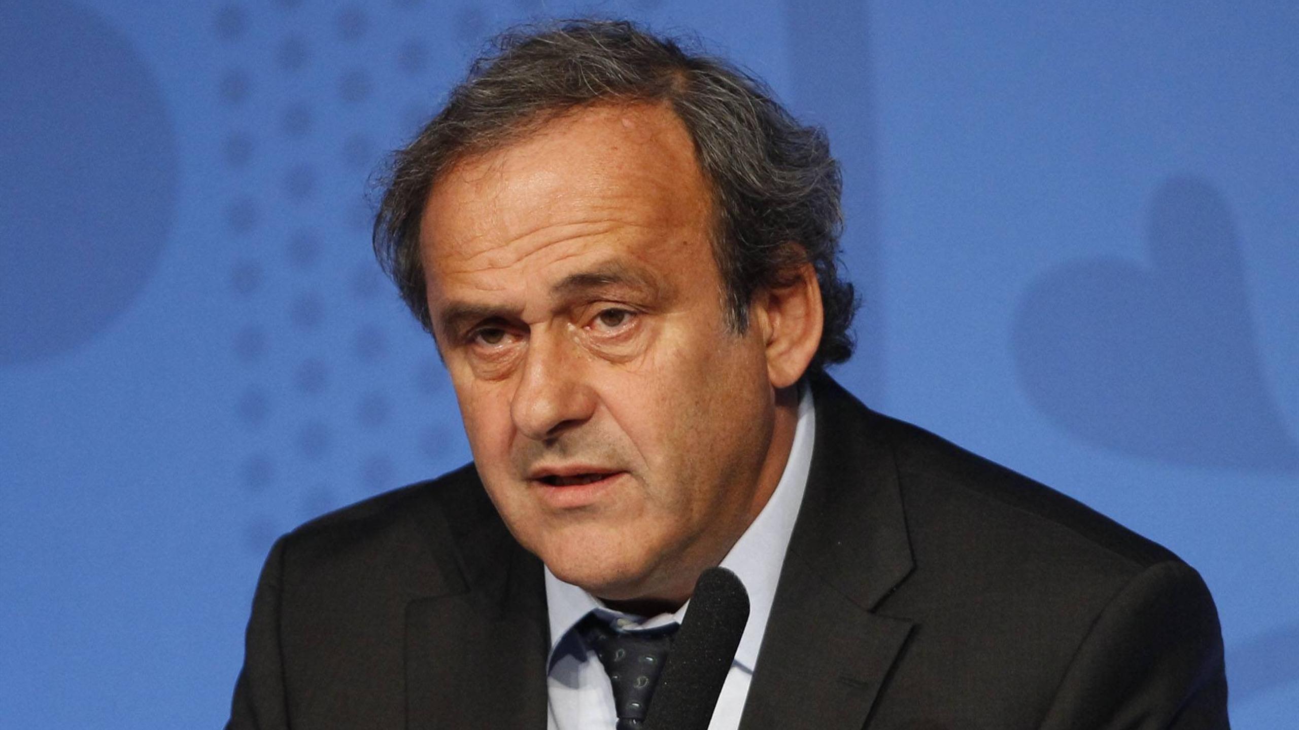 Will trotz schwerer Vorwürfe FIFA-Präsident werden: Michel Platini