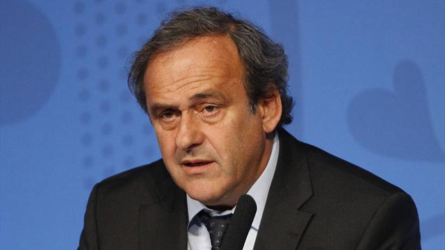 Платини намерен взыскать с УЕФА 7,2 млн евро