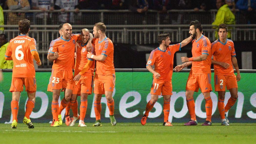 Lyon-Valencia  Victoria con galones (0-1) - Champions League 2015-2016 -  Fútbol - Eurosport Espana 03d1a635d7f73