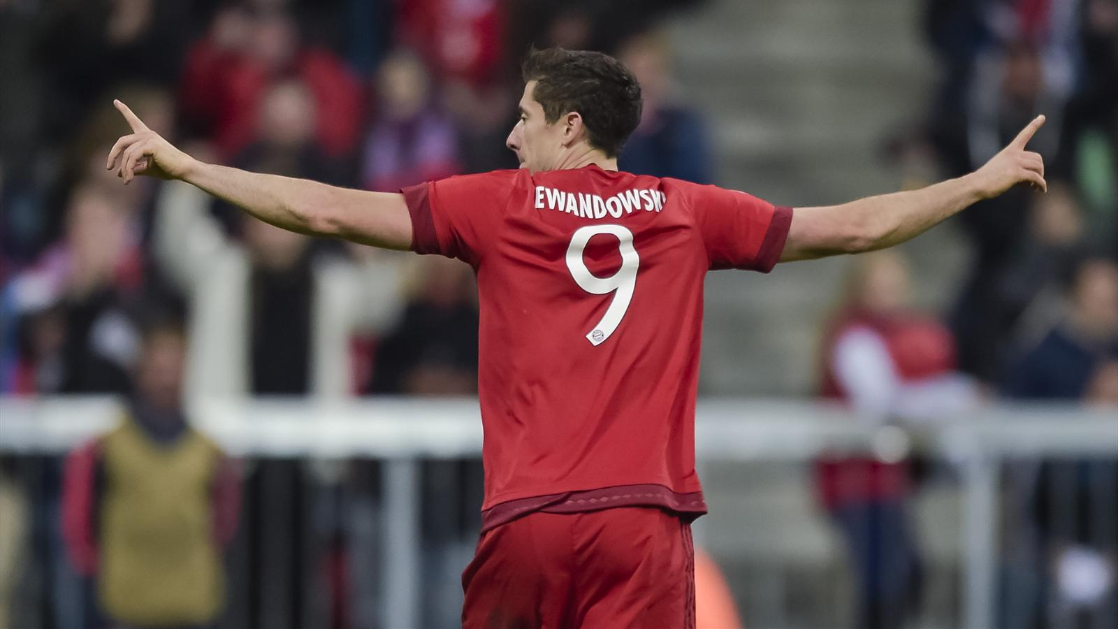 "... "" avec le Real Madrid - Bundesliga 2015-2016 - Football - Eurosport"