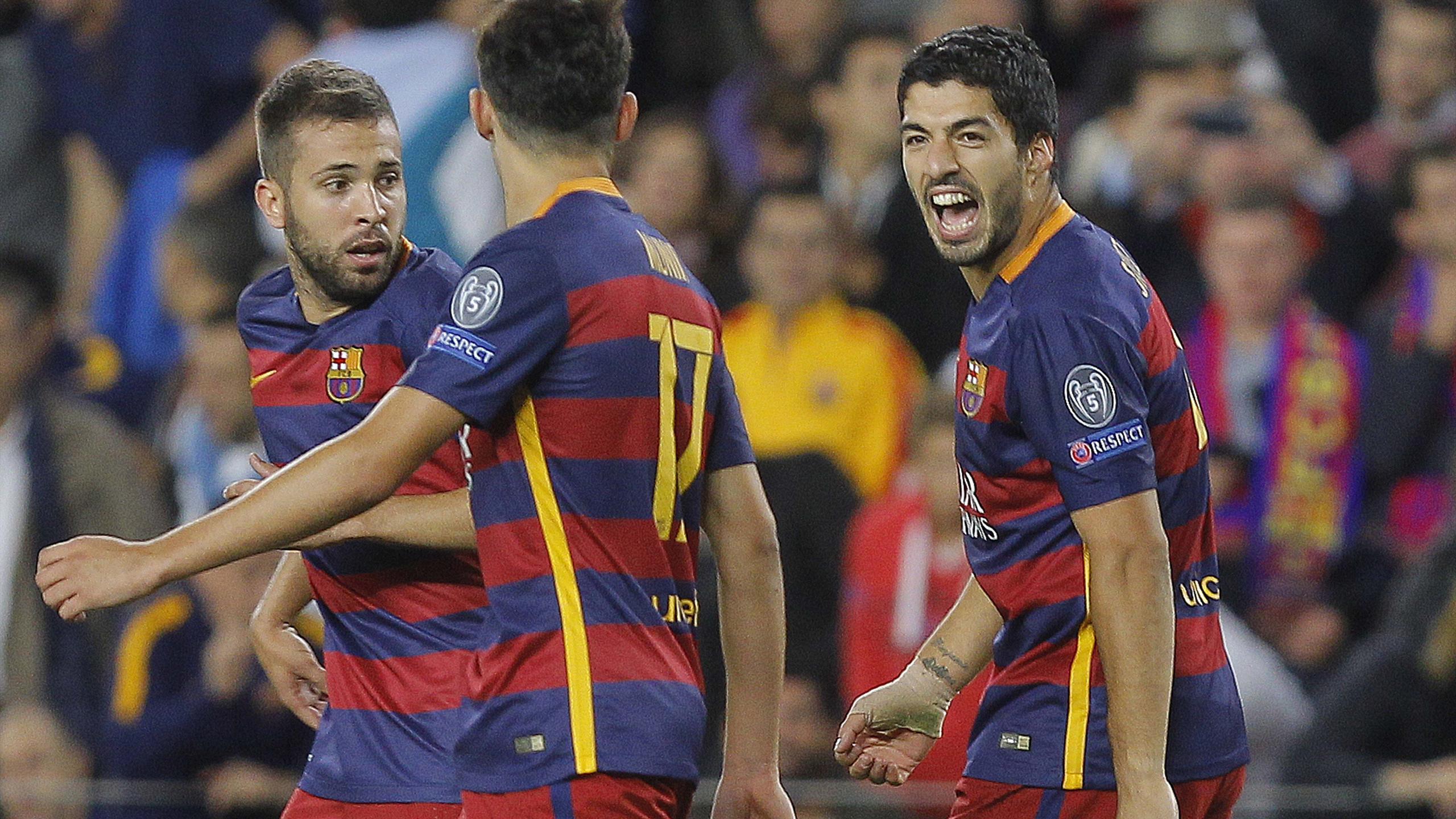 Luis Suarez (FC Barcelone)