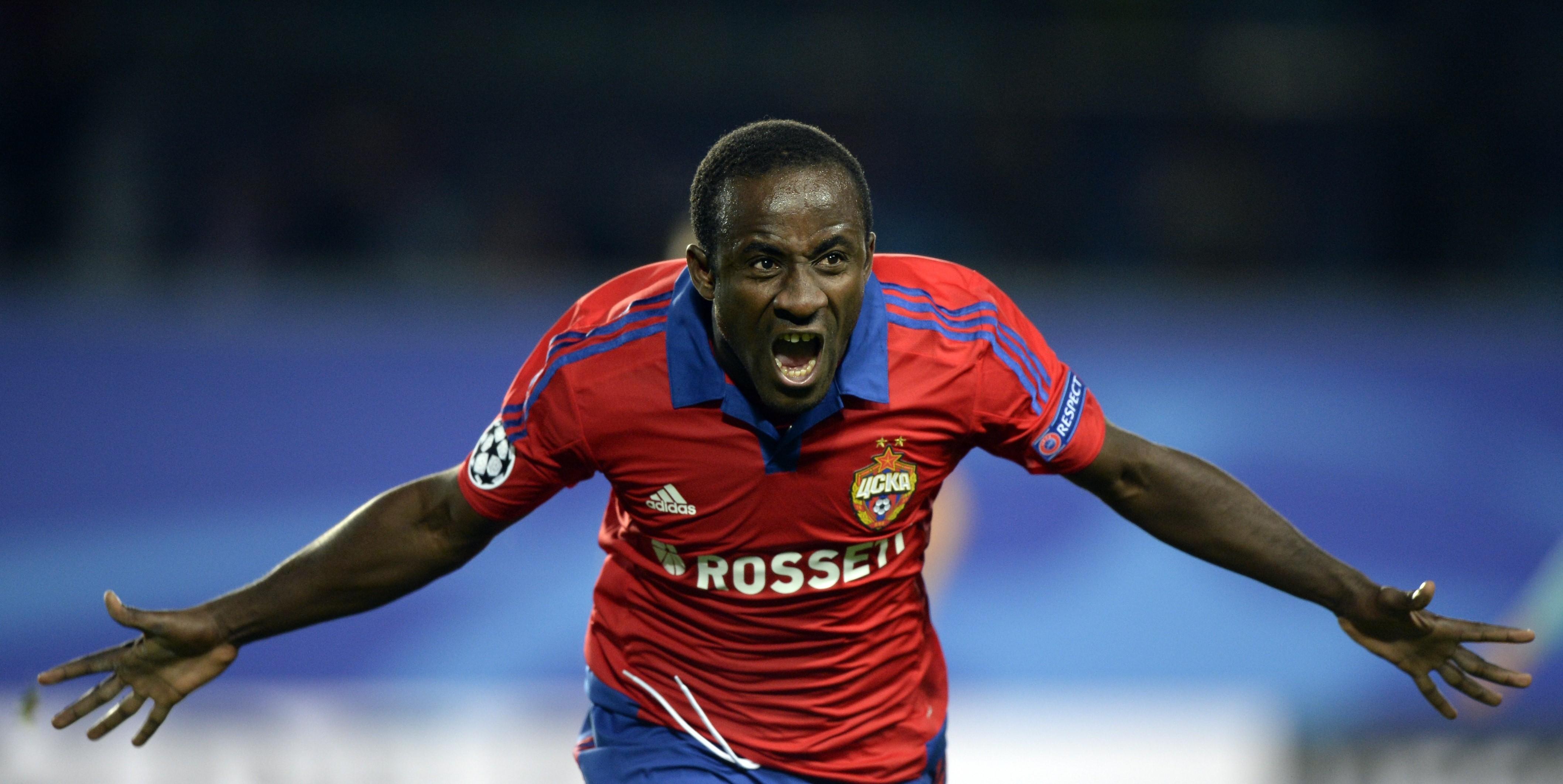 Seydou Doumbia (CSKA Moscou)