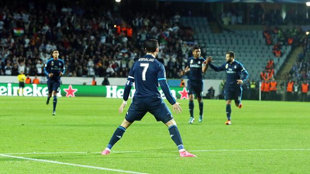 501 buts en carrière, 323 avec le Real pour égaler Raul: Cristiano Ronaldo affole les compteurs
