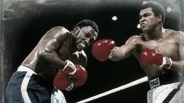 """Muhammad Ali vs Joe Frazier: Der """"Thrilla in Manila"""""""