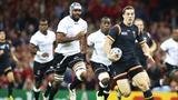 Galles-Fidji (23-13): Au bord de la rupture physique, les Gallois n'ont pas craqué