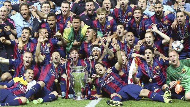 """""""Barça dreams"""", un documental que pretende mostrar el club catalán al mundo"""