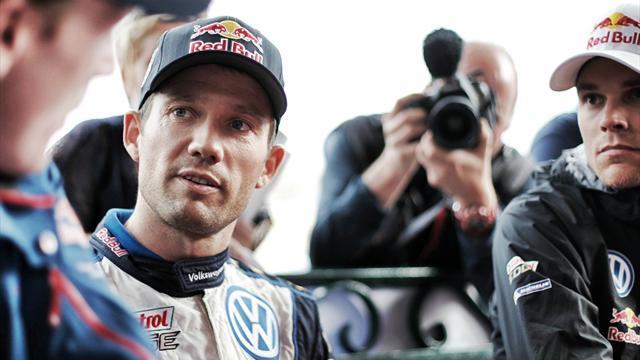 En Espagne, Ogier espère oublier sa déception du Rallye de France