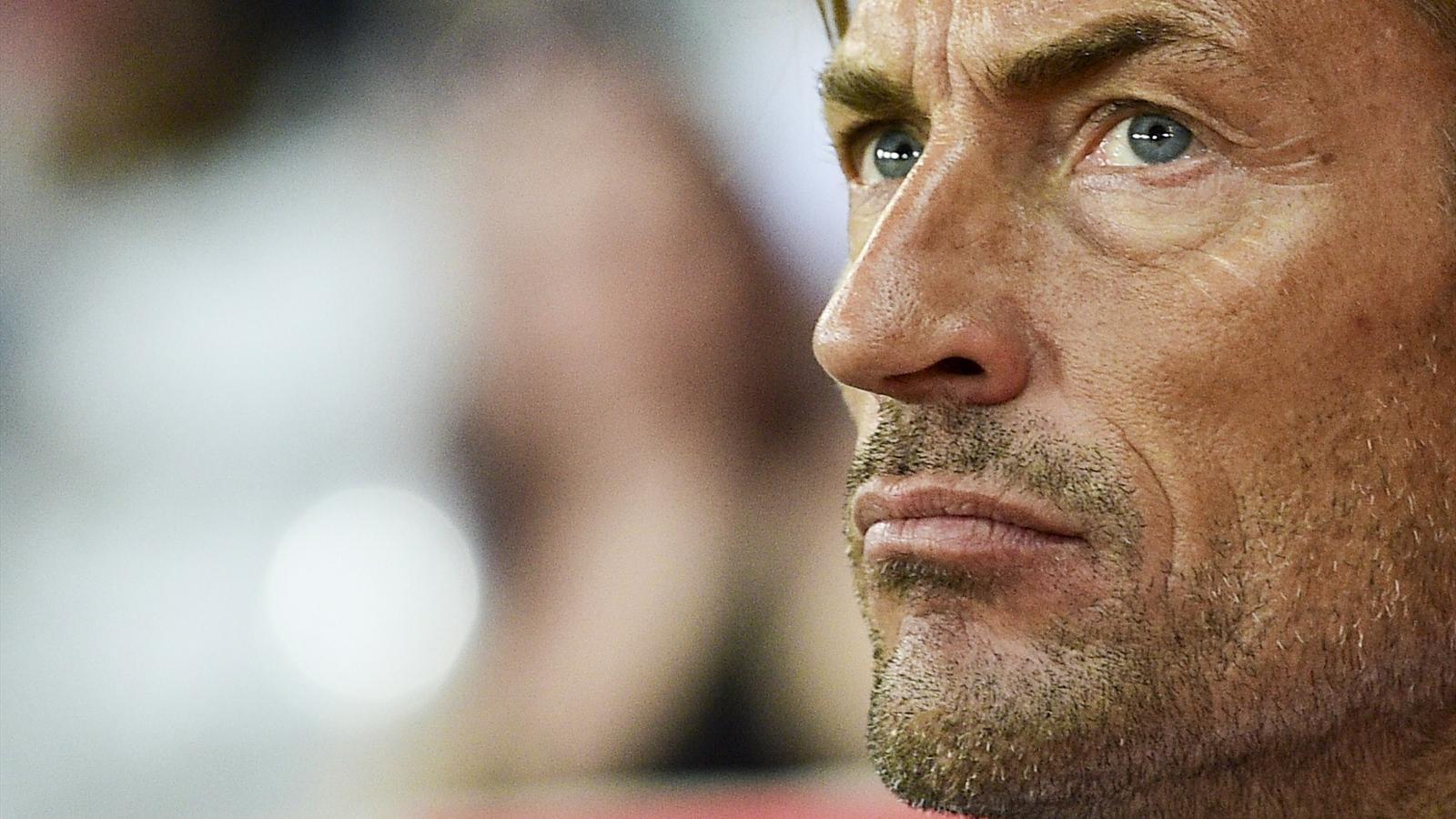 Hervé Renard, le nouveau coach de Lille