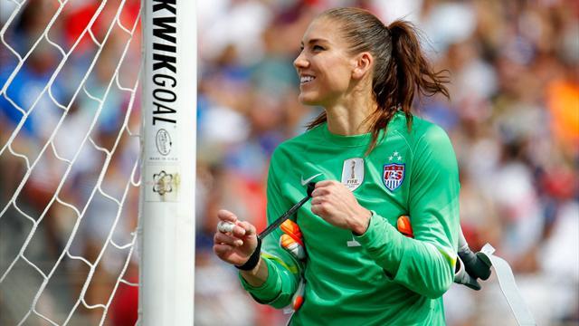 Вратарь женской сборной США: «Сегодня нам противостояла кучка трусих»