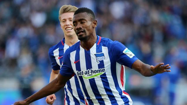 Kalou prolonge le plaisir au Hertha Berlin