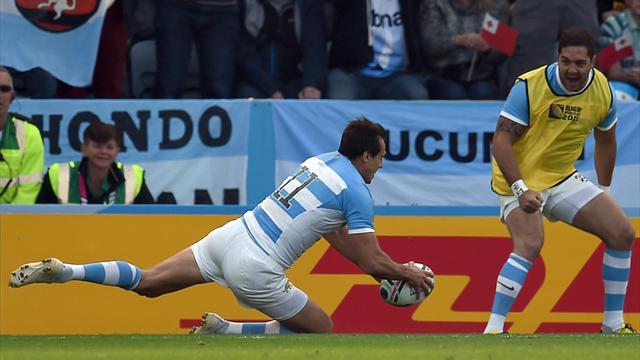 L'Argentine fait le nécessaire pour s'entr'ouvrir la porte des quarts