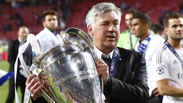 Liverpool candidate Carlo Ancelotti 'would prefer club in Champions League'