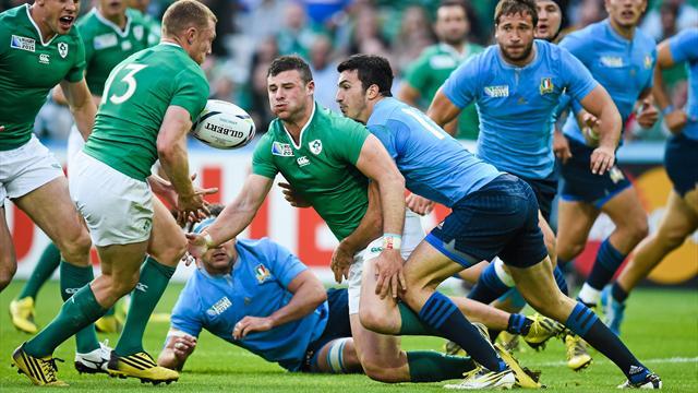 En direct live irlande italie coupe du monde 4 - Resultats coupe du monde de rugby 2015 ...