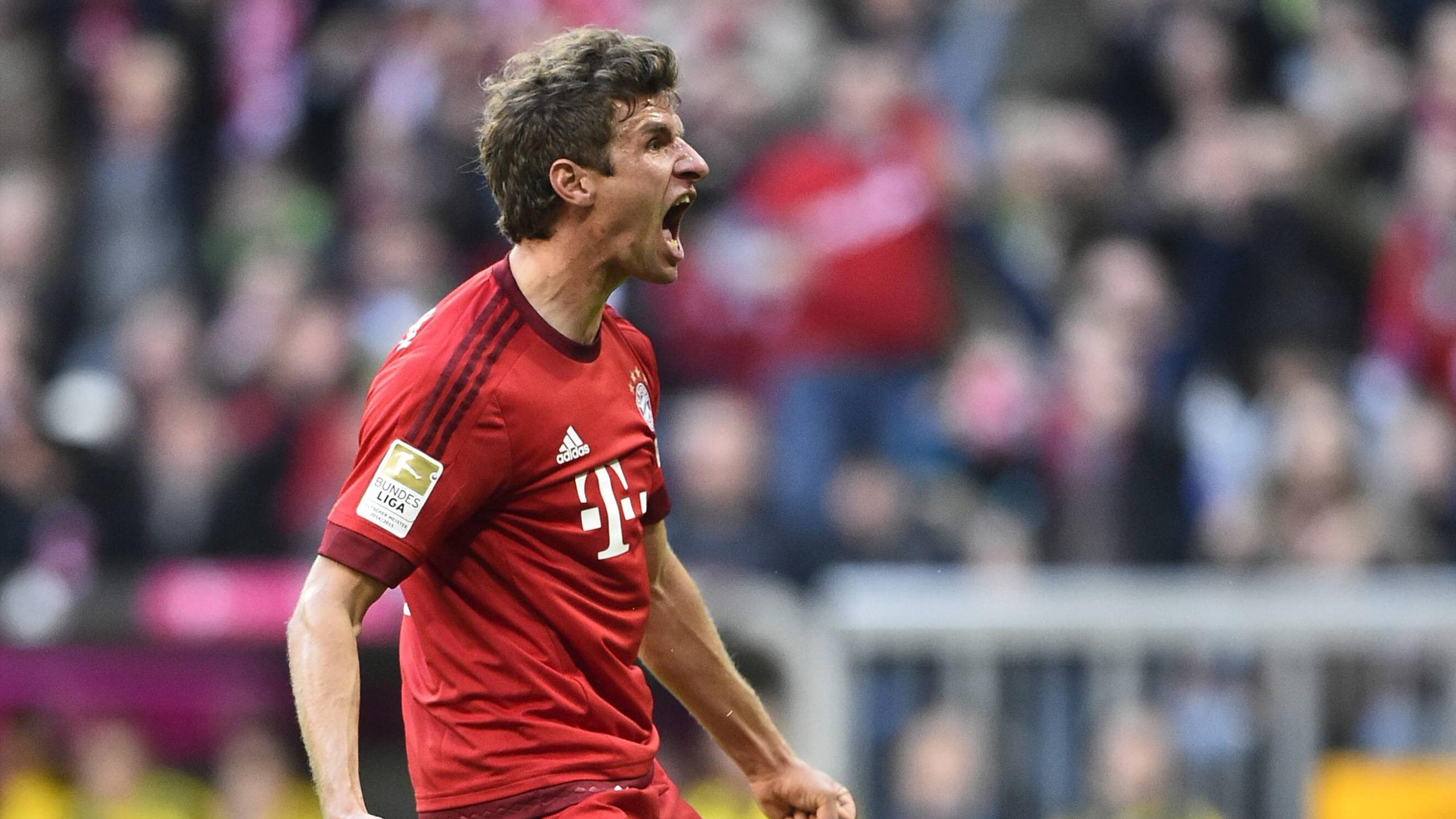 Thomas MГјller Tore Bundesliga