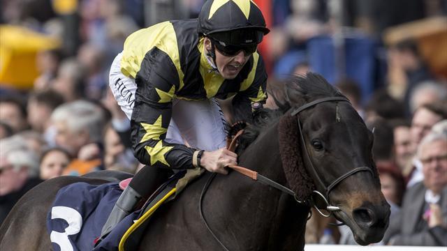 Goldream Longchamp'da birinci!