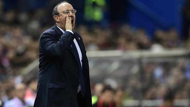 «Реал» подтвердил отставку Бенитеса, Зидан встал у руля команды