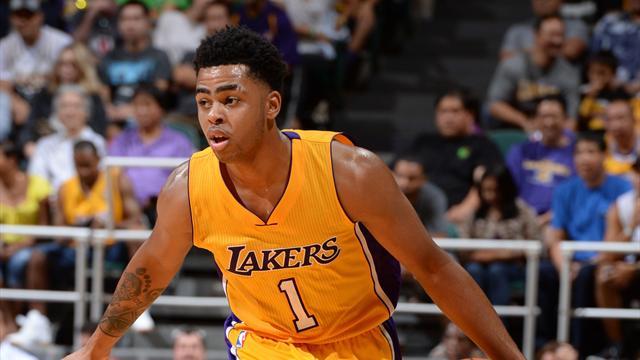Les Lakers se réveillent dans le Top 5 de la nuit