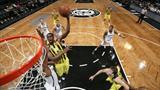 Fenerbahçe, Brooklyn Nets'i devirdi!