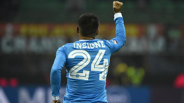 Qu'on donne le 10 de Maradona à Insigne !