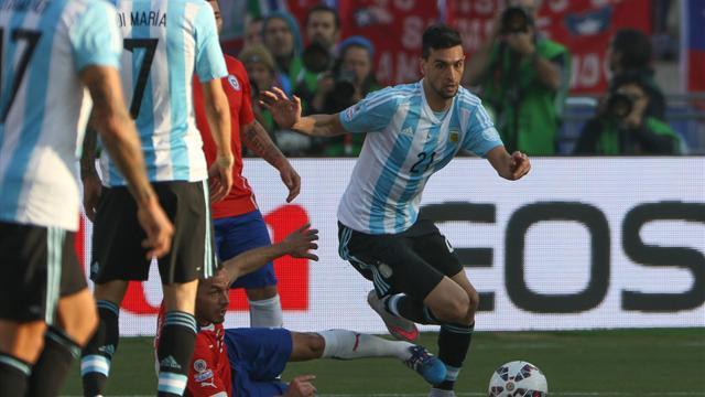 Pastore convoqué avec l'Argentine, pas Higuain