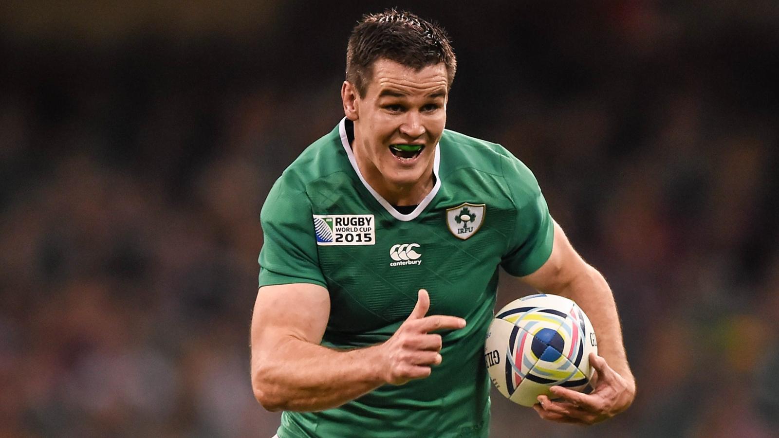 Jonathan Sexton - Demi d'ouverture de l'Irlande - Irlande-Canada - 19 septembre 2015