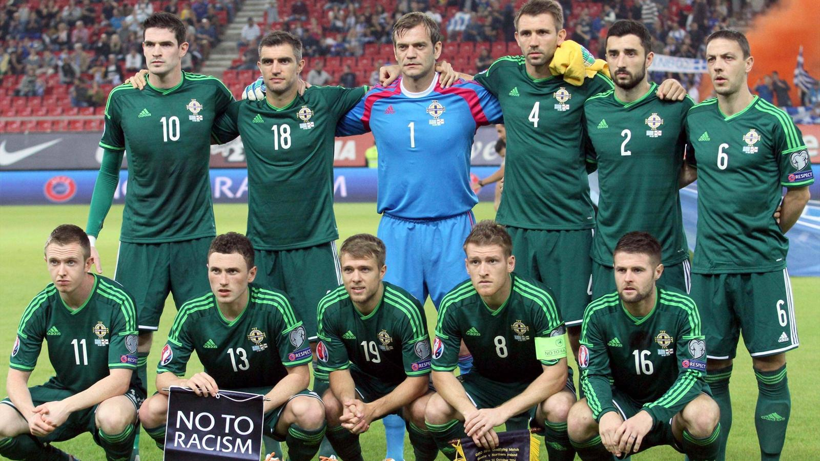 Euro-2016: L'Irlande du Nord rêve d'une première historique